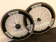 Enve Smart System Tubular Wheelset - Chris King Hubs - 55/65 - Dura Ace Cassette