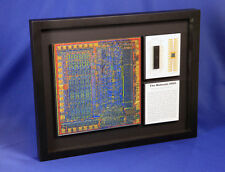 The Motorola 6800 - Microprocessor Robotics (Artwork,ChipScapes,MC6800P)