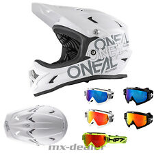 fullface helm fahrrad kinder ebay mit brille