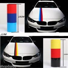 BANDE AUTOCOLLANT STICKERS 100cm X15cm BMW E30 E34 E36 E39 E46 E90 M3 M5 Z3 Z4