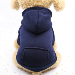Pet Dog Clothes Puppy Hoodie Shirt Clothing For Small Dogs Chihuahua Apparel