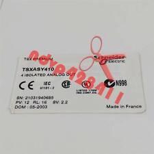USED Schneider Modicon Premium TSXASY410