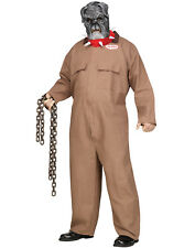 Junk Yard Scary Guard Dog Adult Mens Funny Halloween Costume