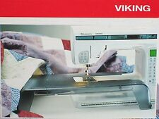 Husqvarna Viking Platinum Series Quilters Extension Table Guide 4126839-26 Quilt