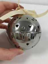 Chrome Metal Bauble For Poupouree Scent Gift Box Sphere
