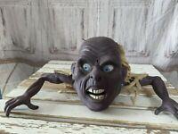 Gemmy night crawler Halloween prop as is walking wiggling decor