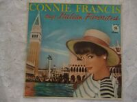 Connie Francis-*** ULTRA RARE*** Original 60 year  LP RARE New Zealand  Pressing
