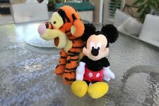 New listing Disney Mickey Mouse and Tigger Plush toy