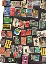 Vintage postage stamps loose world/foreign GREESE