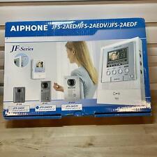 Aiphone JFS-2AEDV Hands-Free Video Intercom Set