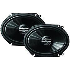 """Pioneer G-Series Car Audio 6x8"""" 250 Watt 2-Way Car Speakers (Pair)"""