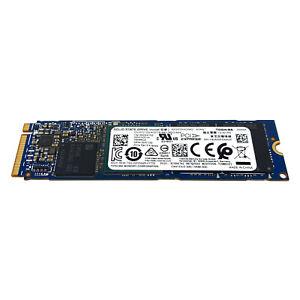 Toshiba/Kioxia 256GB SSD PCIe NVMe M.2 2280 80mm KXG60ZNV256G KXG60ZNV256G
