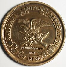 National Rifle Association of America Incorporated 1871 Token M1 903 Rifle 39mm!