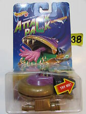 HOT WHEELS 1993 ATTACK PACK ALIEN INVADERS - COZMO CLAM