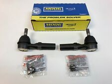 Set of 2 Front Outer Steering Tie Rod Ends Moog ES3609 ___ FREE USA SHIPPING