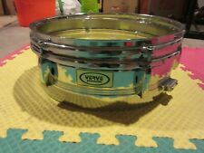 Verve Perrcussion Chrome Snare Drum - No Heads