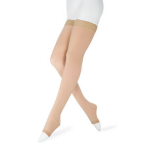 Compression Stockings Thigh High Support Socks Medical Varicose Veins Edema Pain