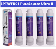 For PureSource Ultra II Frigidaire EPTWFU01 Compatible Water Filter