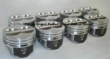 SPEED PRO Chevy 350/5.7/5.7L LT1 Hypereutectic Coated Skirt Pistons Set/8 STD