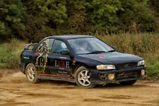 Rally Driving Experience  Half Day Gift Voucher at Silverstone Rally School