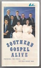 Perrys -- SOUTHERN GOSPEL ALIVE -- Rare 1987? VHS video