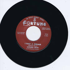 Nathaniel MAYER & Fabulous Twilights-j' avais un rêve (Detroit r&b Screamer)