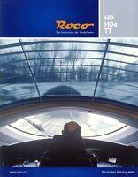 Prospekt Katalog Broschüre ROCO Neuheiten 2010 Modelleisenbahn 148 Seiten H0 TT