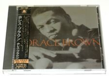 Horace Brown Self-Titled Japan Import Motown CD - POCT-7002 OBI Strip Very Good