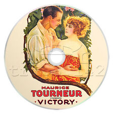 Victory (1919) Drama, Romance, Silent Film / Movie on DVD