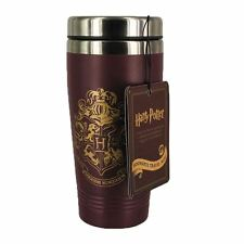 Officially Licensed Harry Potter Hogwarts Logo Travel Mug