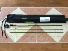 NEW Sage MOD 9ft 4wt 4pc 490-4 fly fishing rod w/tube (for use w/4wt line reel)