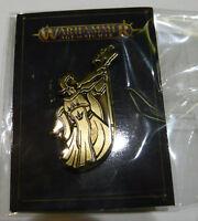 Warhammer Stormcast Eternal Pin badge Promo NEW
