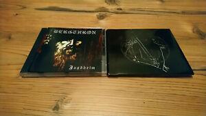 2 CD's Bergthron +  Black Pagan Metal * Perverted Taste * Saxony * Top +