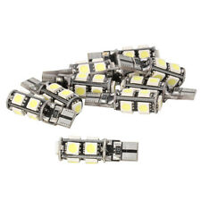 10Pcs T10 5050 9 SMD W5W Lights Car LED Error Free Canbus License Plate Lamp New