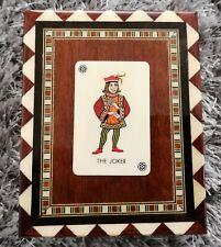 Spielkartenbox, elegant stilvoll, für 52 Karten, NEU - sehr edel