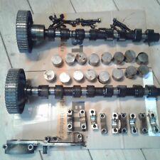 Fiat Barchetta Nockenwellen mit Phasenversteller, Hydrostössel, Lagerschalen