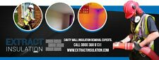 Cavity Wall Insulation Removal & Replacement | Extract insulation Ltd