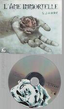 CD-- L'Ã'ME IMMORTELLE -- -5 JAHRE--3-TRACK SLIMCAS