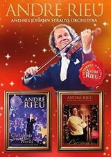 Andre Rieu Christmas Around The World DVD Region 2
