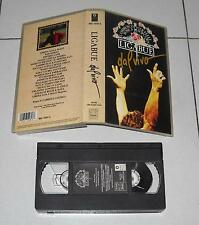 Vhs Luciano LIGABUE DAL VIVO Lambrusco coltelli rose & pop corn OTTIMO 1991