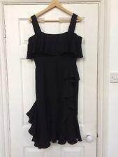 Alexander McQueen Silk Cocktail Dress