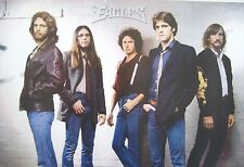 "EAGLES ""BAND WITH 70's SWAGGER"" POSTER FROM ASIA-Henley,Walsh,Schmit,Felder,Frey"