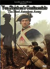 "NEW DVD ""Von Steuben's Continentals"" rare American Revolutionary War, Reenacting"