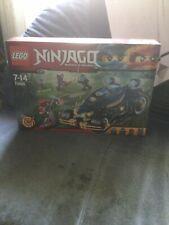 Lego Ninjago 70625 Samurai Turbomobil+OVP/NEU--New--
