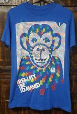 Alien Workshop Reality Be Damned Monkey Skateboard Shirt Small