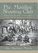 Pte. Mouillee Shooting Club,  Decoys, Michigan, duck hunting,  antique, Mason