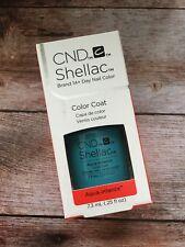 CND Shellac Aqua-intance 100% Original Made in USA Kit Set Top