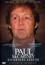 Paul McCartney - Liverpool Legend: Unauthorized Documentary [New DVD]