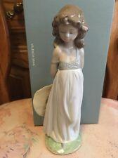 Lladro 8114 Natural Beauty Retired! Original Box! Mint Condition! L@K!