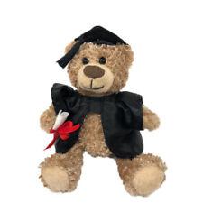 13cm Graduation Teddy Bear With Gown & Hat Soft Animal Plush Toy